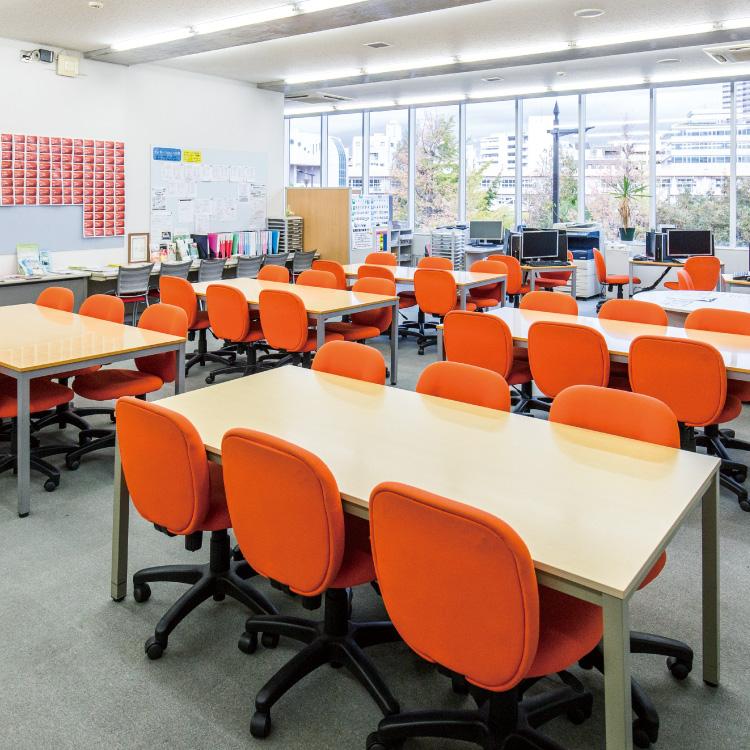 3F 就職情報センター