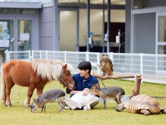 動物飼育コース 旧称:アニマルケアコース